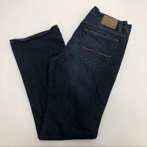 Aeropostale Driggs Slim Bootcut Mens Jeans 34X34